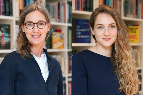 How To Get A Literary Agent – Masterclass with Caroline Wood and Carrie Plitt